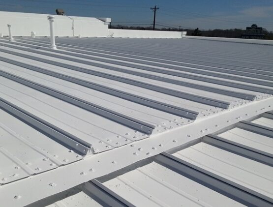 Awesome Commercial Services Uniflex Roof Paint Sealant 16