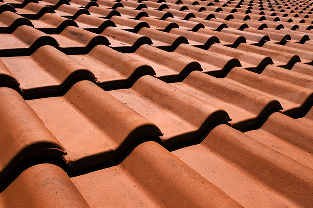 Superior Rain Proof Roofing Tile Roof