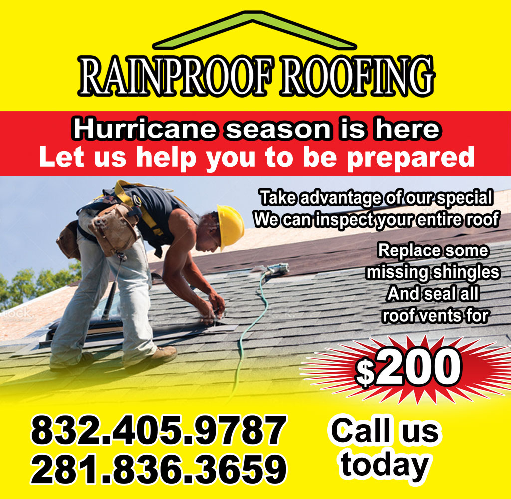Commercial Roofing Rain Proof Roofing Llc